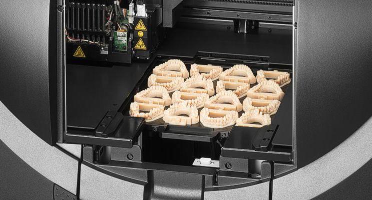 3d printeri u stomatologiji